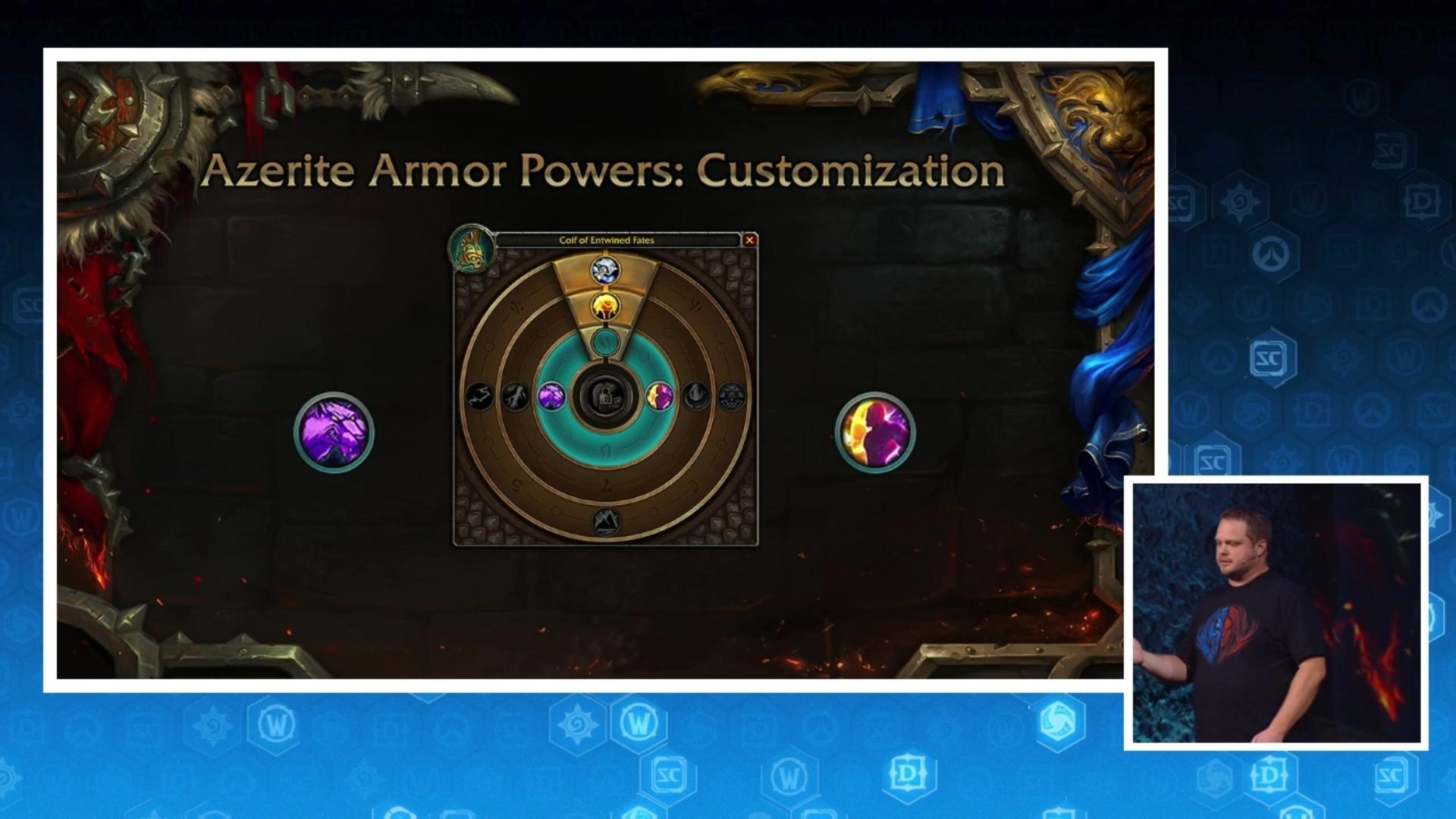 The Apparent, Current Failure of The Azerite Armor System