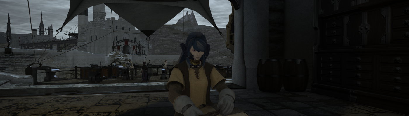 I Spent 10 Hours Doing Botany in Final Fantasy XIV, and Now