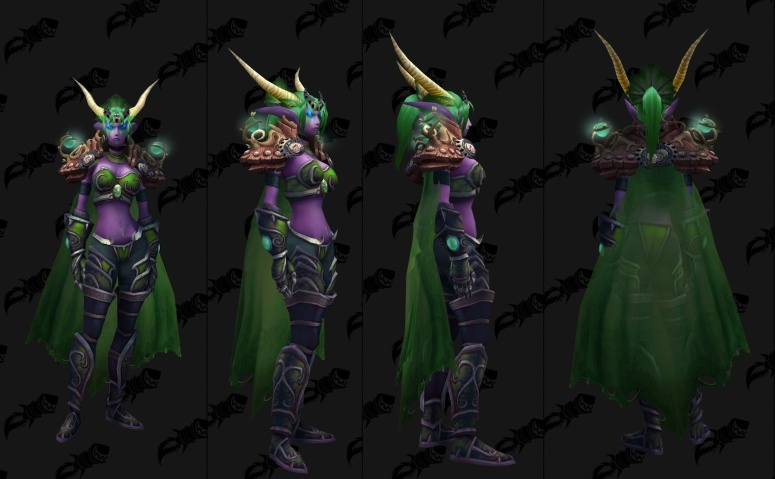 Ysera with the blue eyes